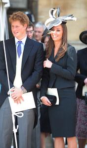 Kate Middleton, Docteur Love du prince Harry