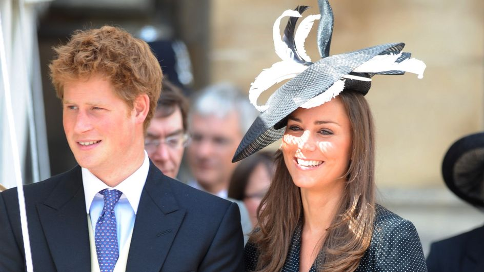 Kate Middleton : Docteur Love pour le prince Harry