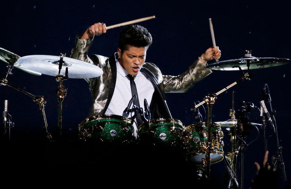 Bruno Mars, el gran triunfador de la Super Bowl