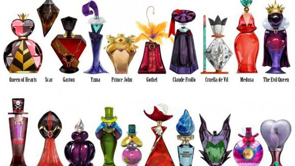 ¿A qué huelen los villanos de Disney? ¡Ahora tú también puedes ser la mala del cuento!