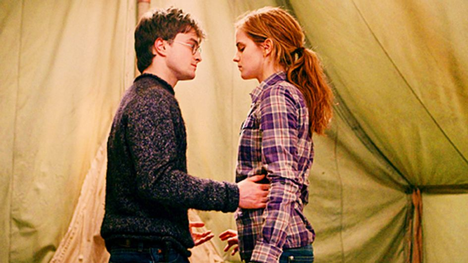 Harry And Hermione Hook Up And Other Things That Should Have Happened In Harry Potter