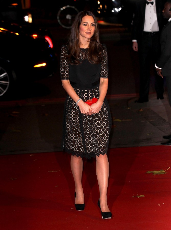 Kate Middleton en 2013