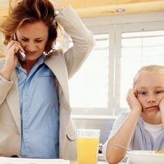 Werkende moeders kampen met schuldgevoel