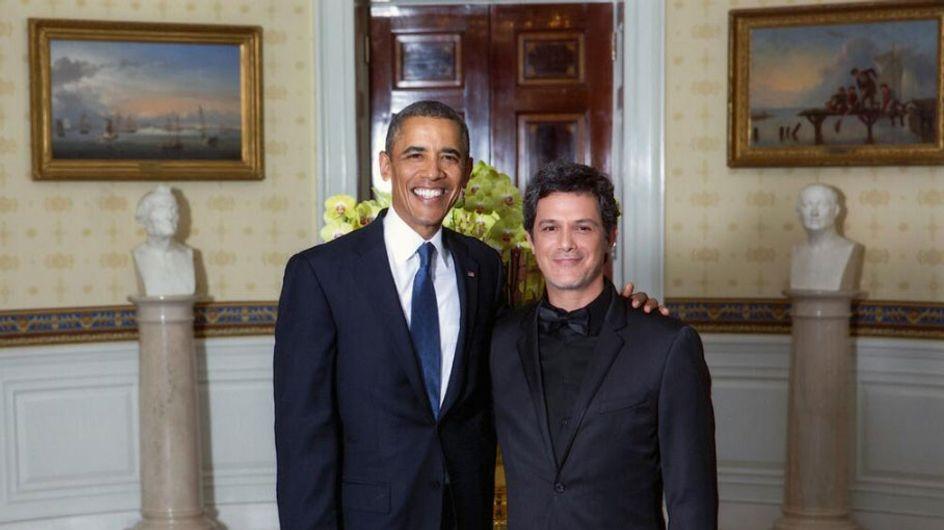 Alejandro Sanz y su carta a Barack Obama