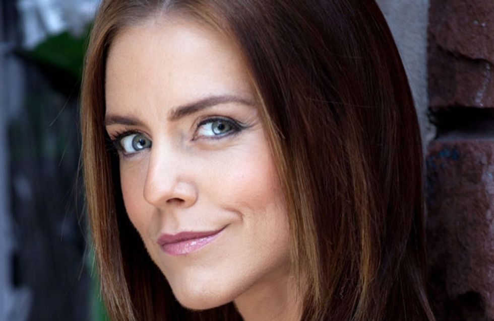 Hollyoaks 12/02 – Cindy's world is rocked