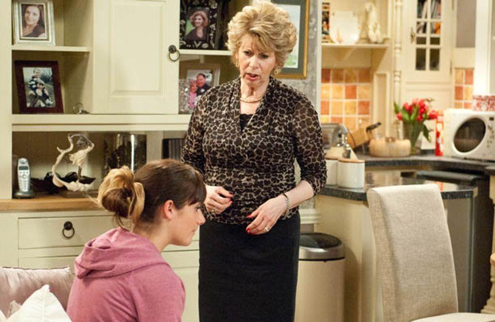 Emmerdale 13/02 – Victoria tells Diane the truth