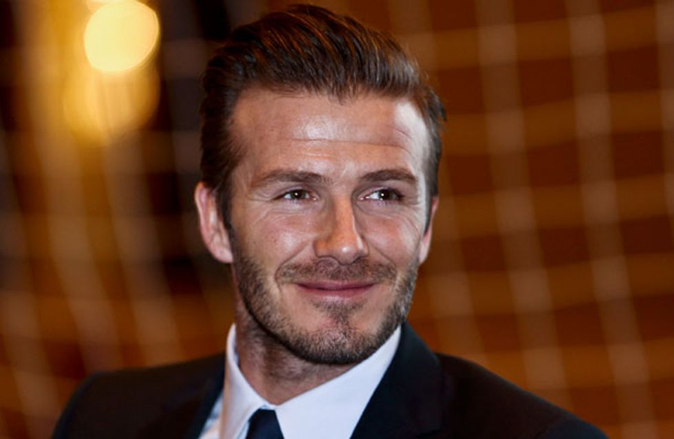 WATCH: David Beckham goes naked in H&M's Super Bowl Commercial