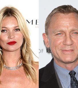 Kate Moss : Une liaison avec Daniel Craig ?