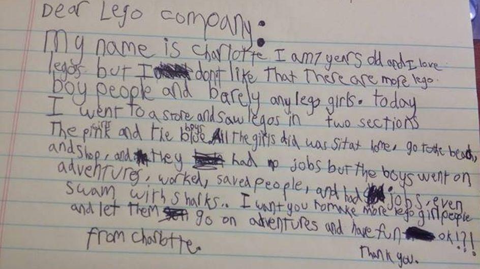Wird dieser Brief das Leben von Kindern verändern?