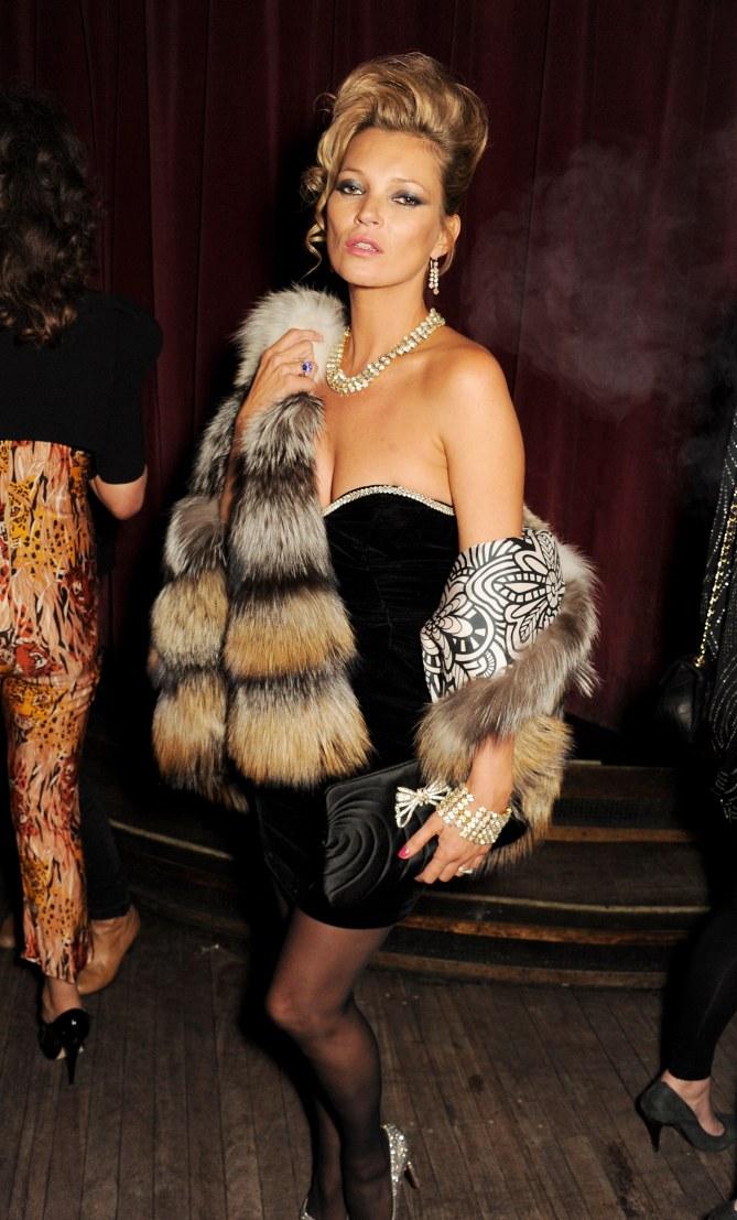 Kate Moss en 2013