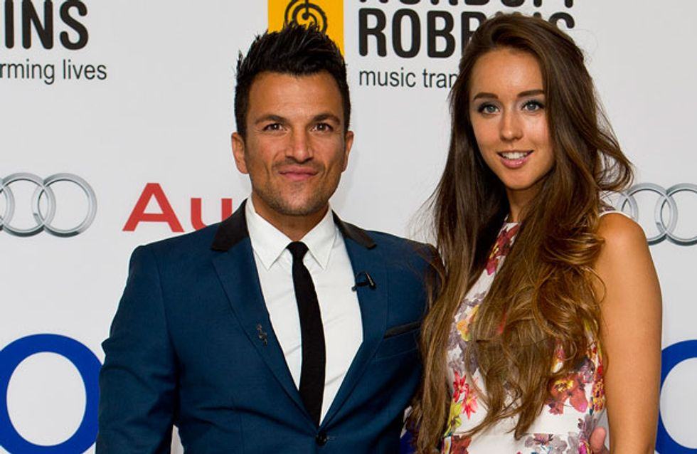 Peter Andre and Emily MacDonagh FINALLY choose a name for their baby