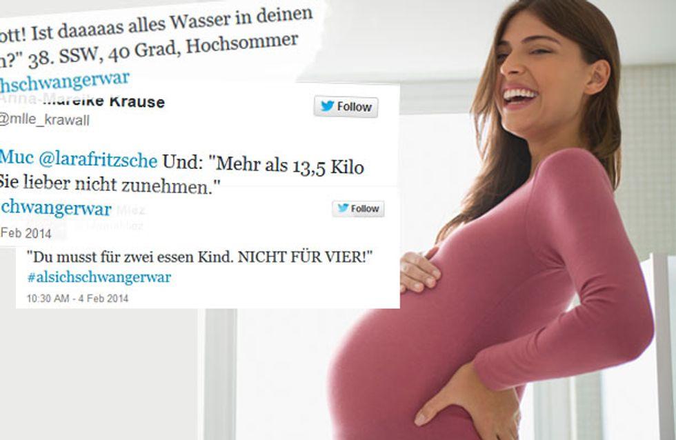 In was für einer Welt leben wir eigentlich? #alsichschwangerwar