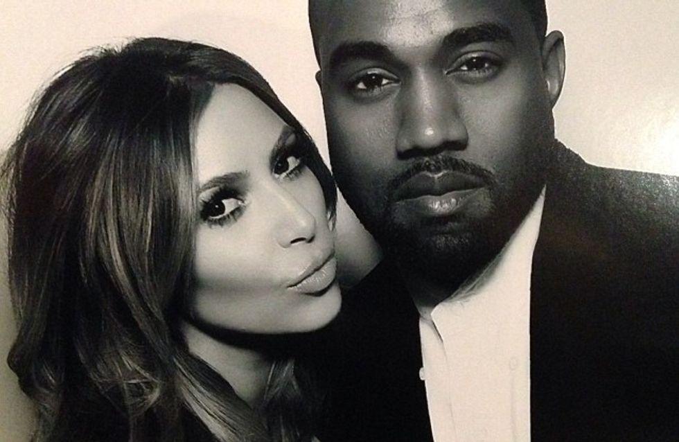 Kim Kardashian : Une dispute avec Kanye West à cause de North
