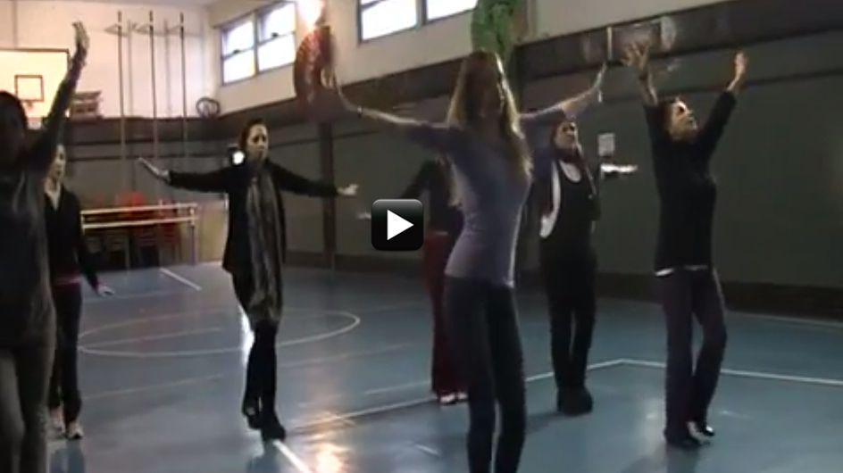 Flash mob contro la violenza sulle donne: guarda i video tutorial e partecipa anche tu!