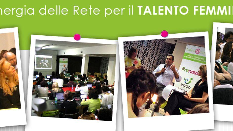 Talent Donna arriva anche a Roma e Padova