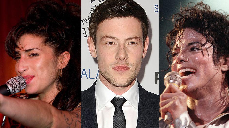 Drogue : Ces stars que l'addiction a emportées