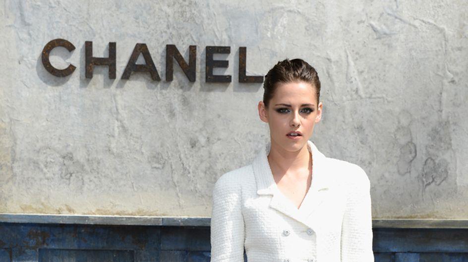 Check out Kristen Stewart's Chanel makeover in Paris