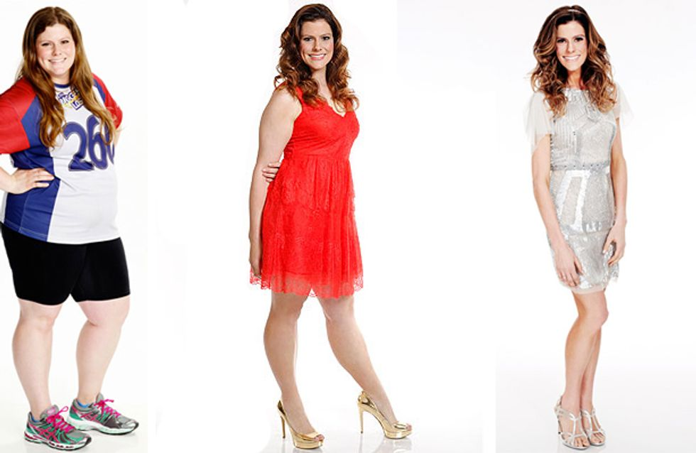 The Biggest Loser finale: Does Rachel Frederickson look fab - or frail?