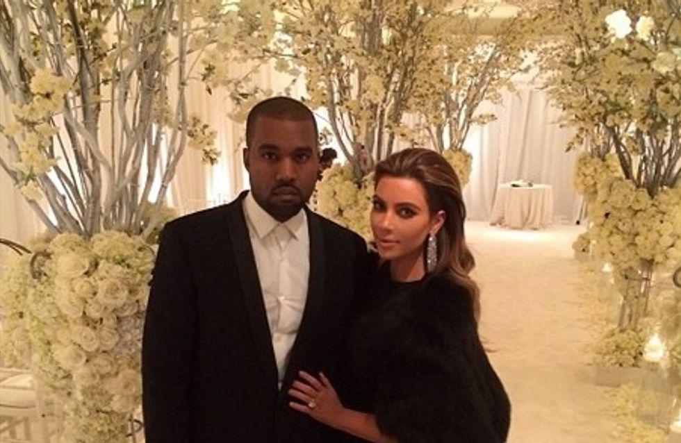 Kim Kardashian : La date de son mariage avancée ?