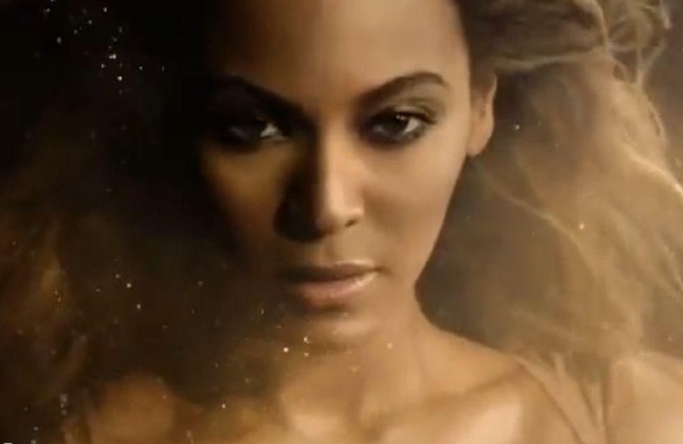 Beyoncé nous en met plein la vue pour son parfum Rise (Vidéo)