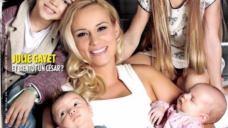 Elodie Gossuin : Elle nous présente ses jumeaux (photo)