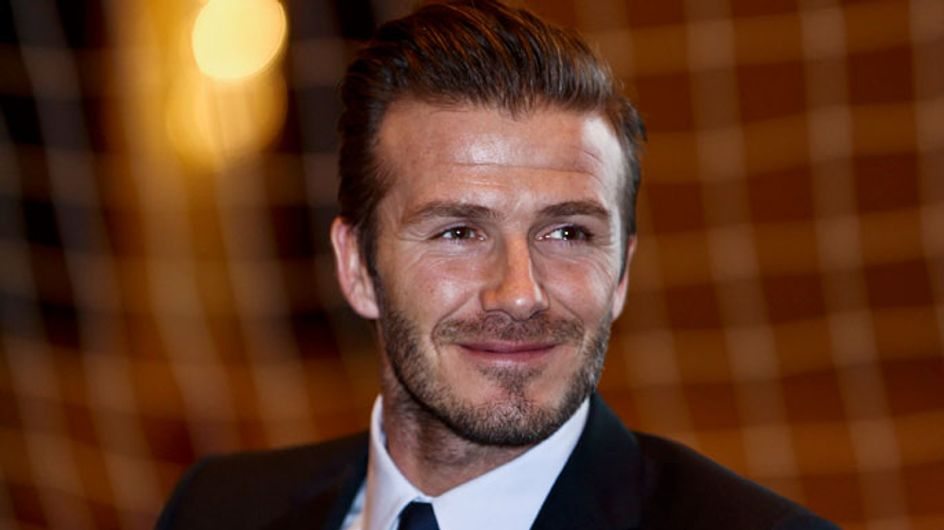 10 Occasions That We Fell In Love With David Beckham
