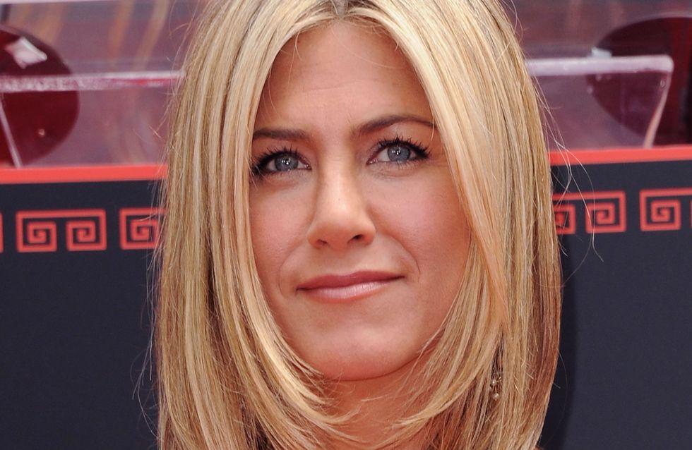 Jennifer Aniston : Hello les extensions