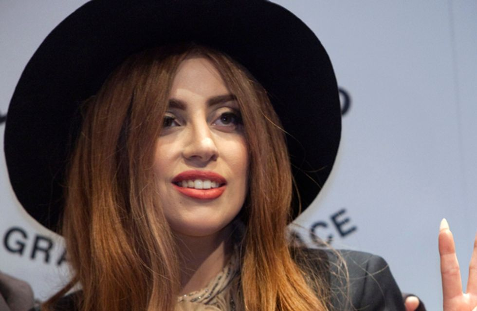 Why Lady Gaga wants to be Oprah