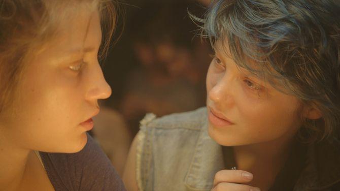 Léa Seydoux et Adèle Exarchopoulos