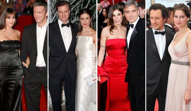 Le star italiane che hanno fatto breccia nel cuore di vip stranieri