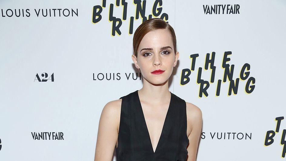 Emma Watson: Bei Partys versteckt sie sich auf dem Klo!
