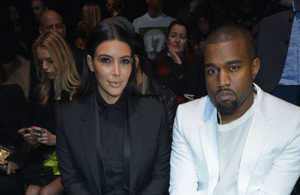 Kanye West has been sneakily calling his ex