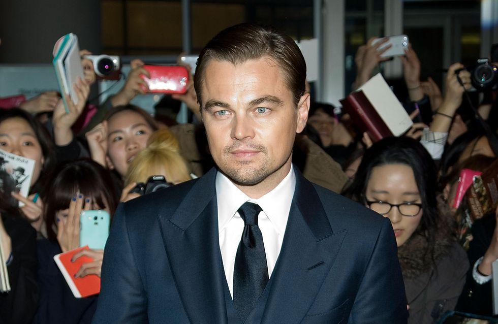 Leonardo DiCaprio : Non, il n'a jamais pris de drogue