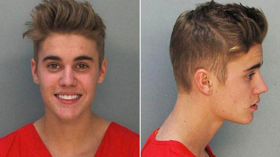 WATCH: Justin Bieber is frisked by Miami police