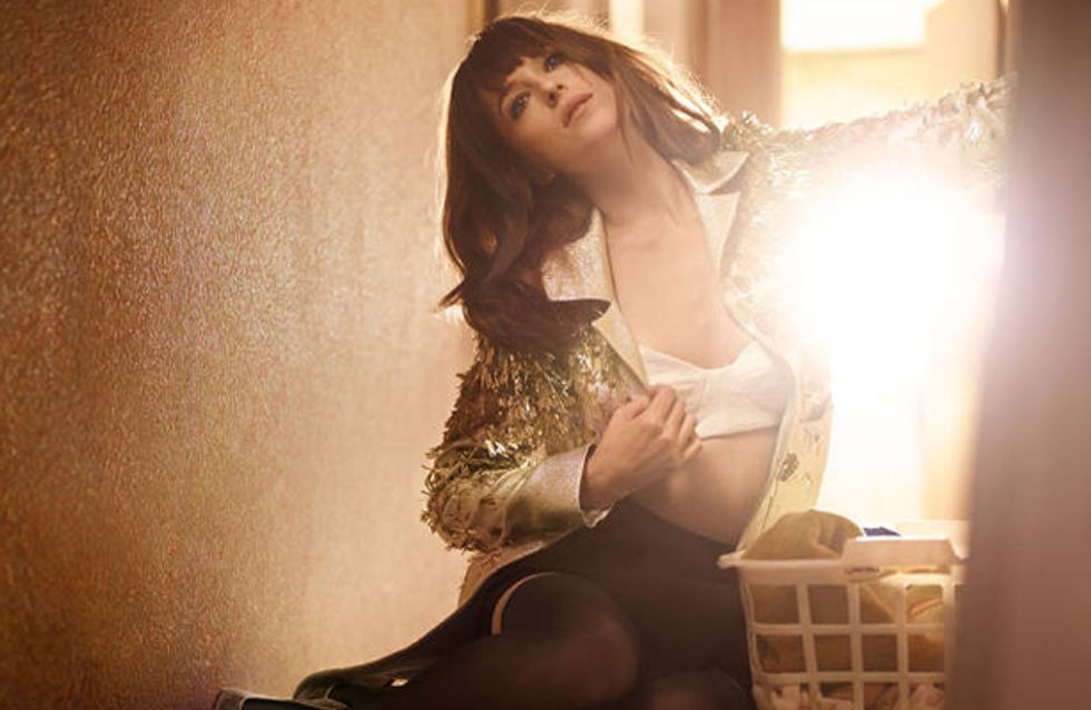 """Dakota Johnson channels her Fifty Shades of Grey character in new photo shoot: """"I have no shame"""""""