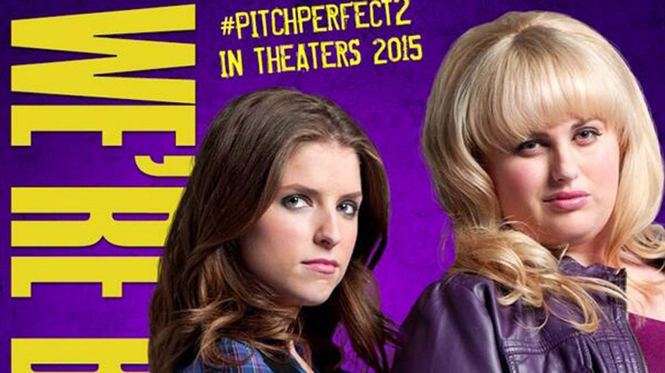 Anna Kendrick and Rebel Wilson coming back for Pitch Perfect 2
