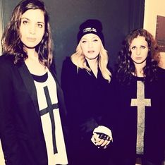 Pussy Riot : Madonna fait virer deux des membres du groupe