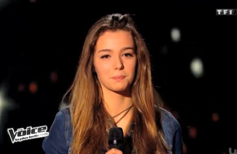 The Voice 3 : Liv, un Talent venu d'une autre planète (vidéo)
