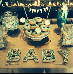 Gwen Stefani baby shower
