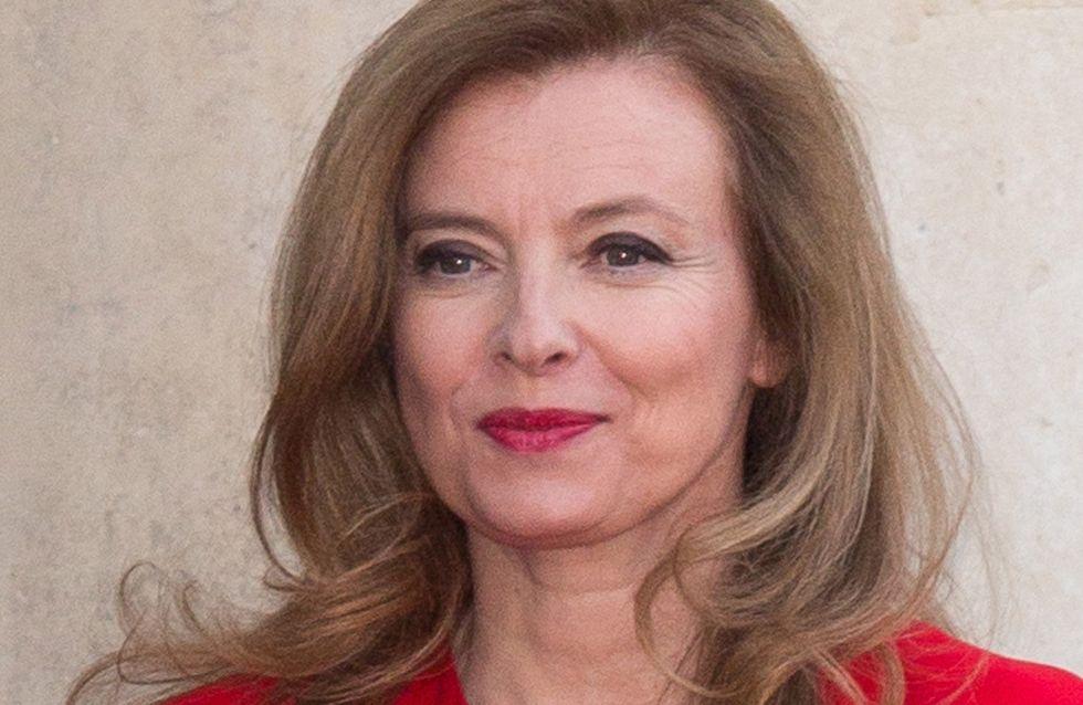 Valérie Trierweiler : Un site porno la veut comme ambassadrice