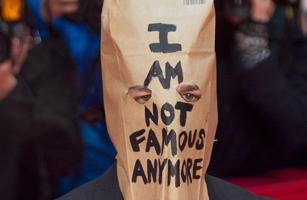 Papiertüte und Schmuddel-Look: Was ist mit Shia LaBeouf los?