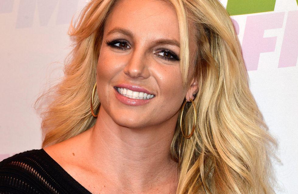 Britney Spears : Une nouvelle tête pour son parfum (photo)