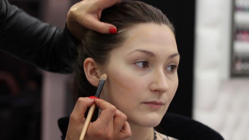 Tutorial de maquillaje: Cómo definir el rostro como Victoria Beckham