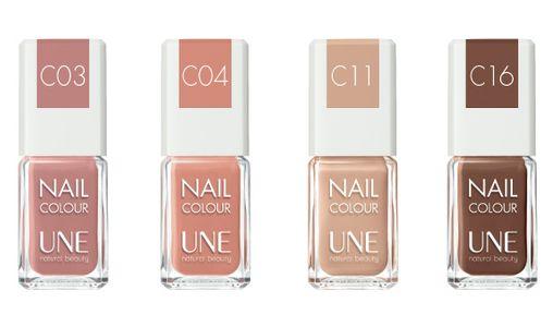 10.99 euro Nagellak UNE Skin Colours