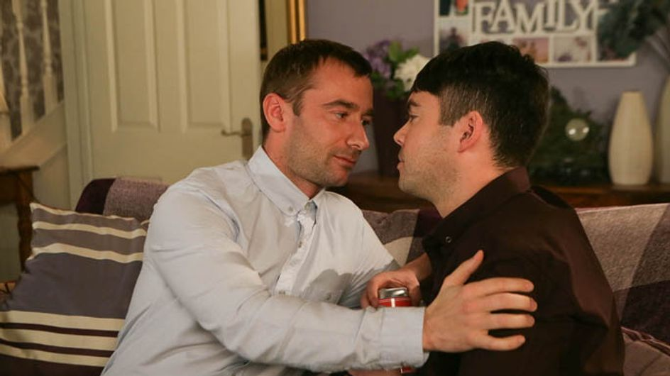 Coronation Street 21/02 – Todd finally gets the guy