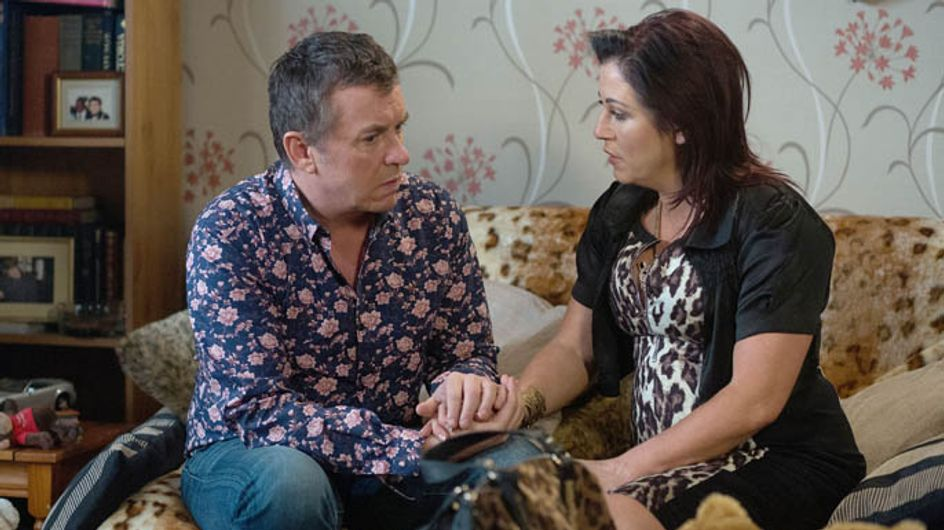 Eastenders 17/02 – Kat keeps trying to find Stacey