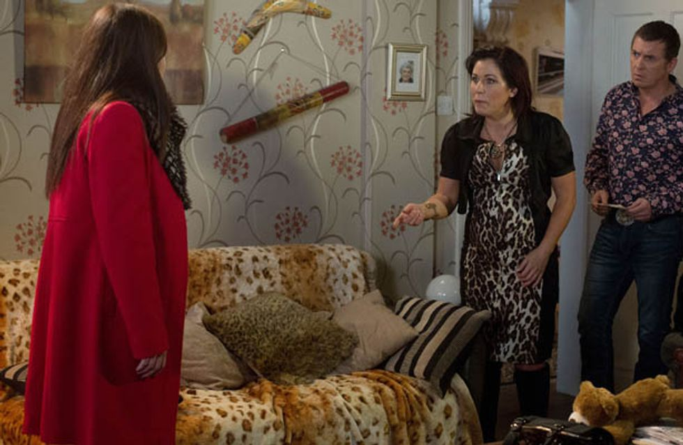 Eastenders 18/02 – Stacey sees a familiar face