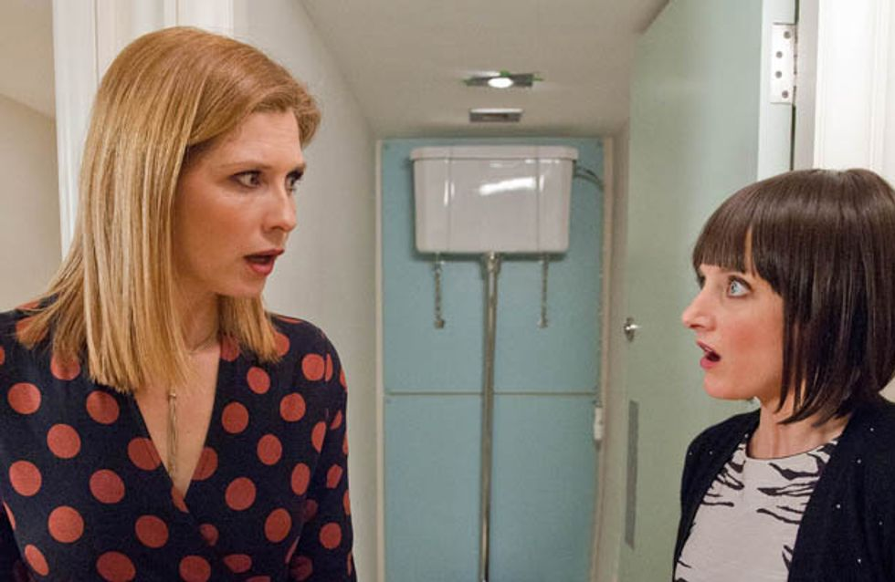 Emmerdale 20/02 – Are Nicola and Bernice in trouble?