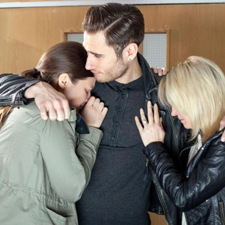 Grace och Freddie Hollyoaks dating