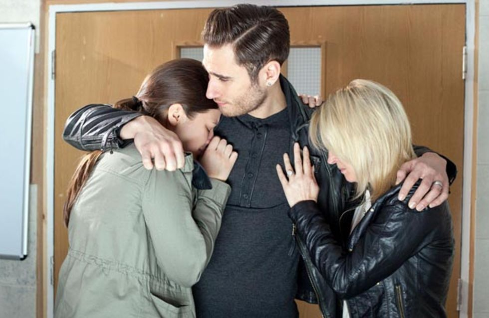 Hollyoaks 18/02 – The walls close in on Freddie and Sinead
